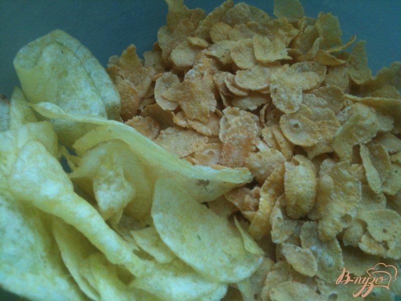 Фото приготовление рецепта: Картофель хрустящий шаг №2