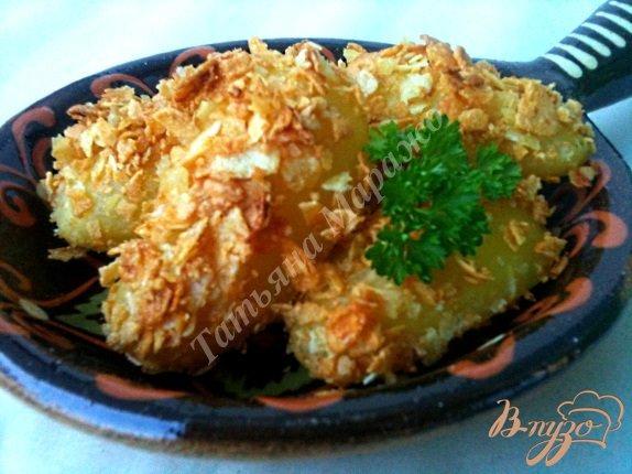 фото рецепта: Картофель хрустящий