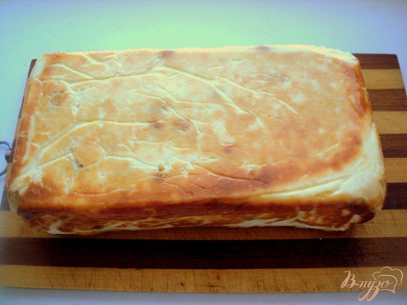 Фото приготовление рецепта: Львовский сырник шаг №7