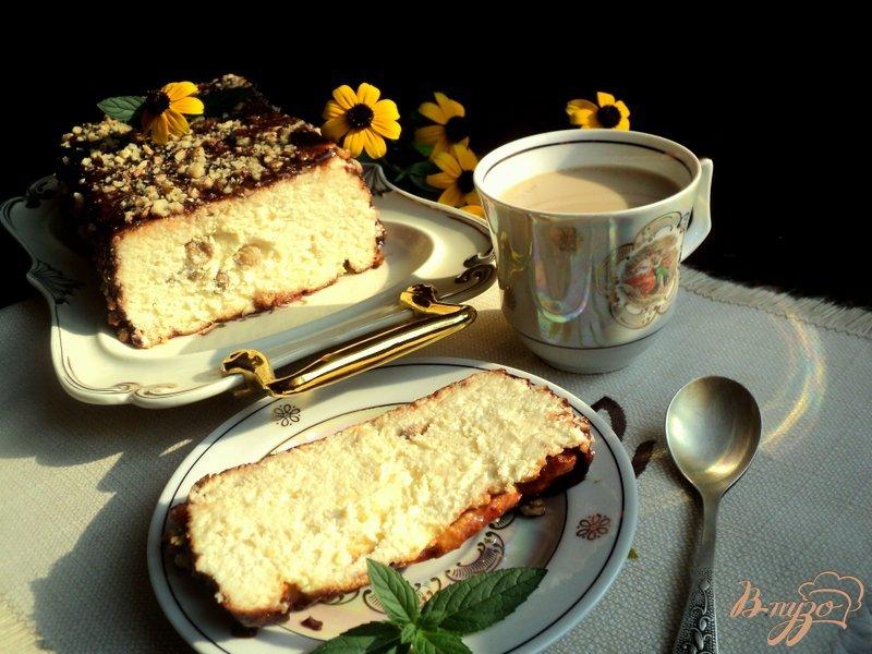 Фото приготовление рецепта: Львовский сырник шаг №9