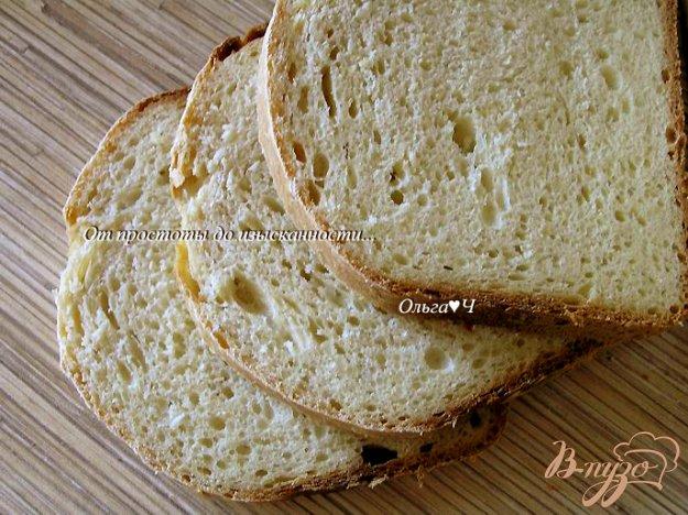 Рецепт Хлеб с кукурузной мукой и овсяными хлопьями
