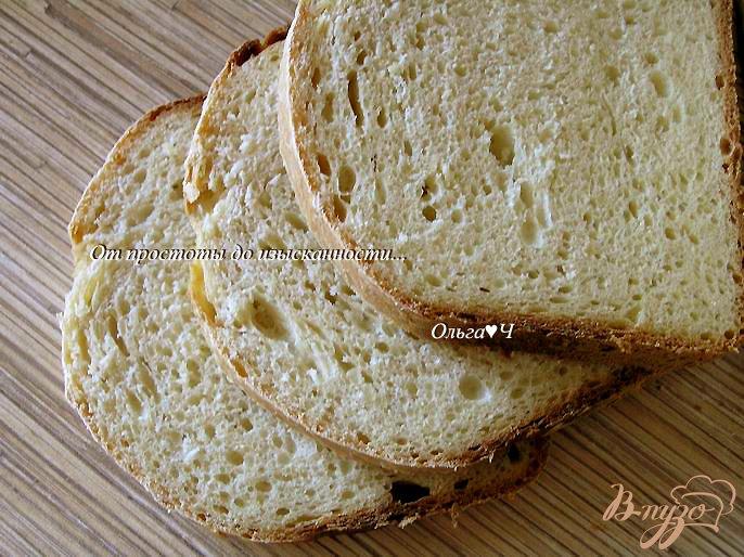 Фото приготовление рецепта: Хлеб с кукурузной мукой и овсяными хлопьями шаг №5