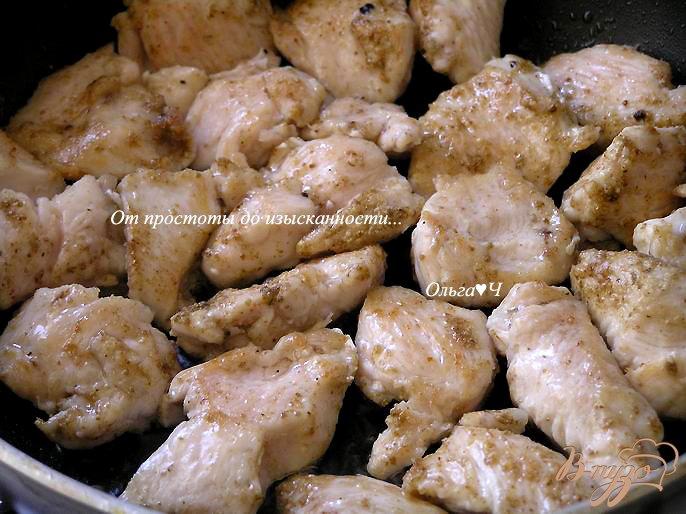 Фото приготовление рецепта: Жаркое из курицы с кабачками шаг №1