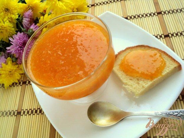 фото рецепта: Мандариновый джем с имбирем
