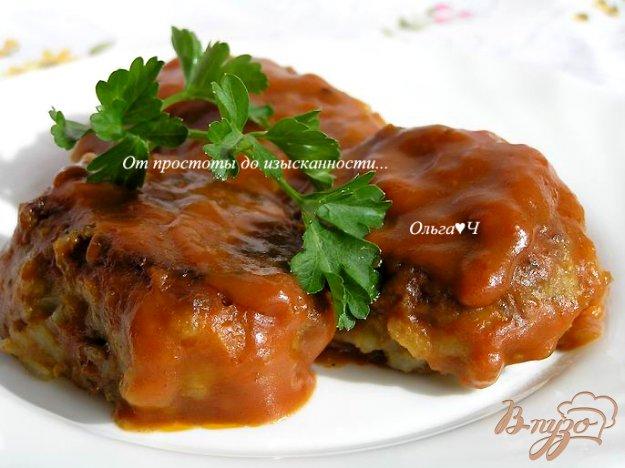 Рецепт Тефтели из риса и чечевицы