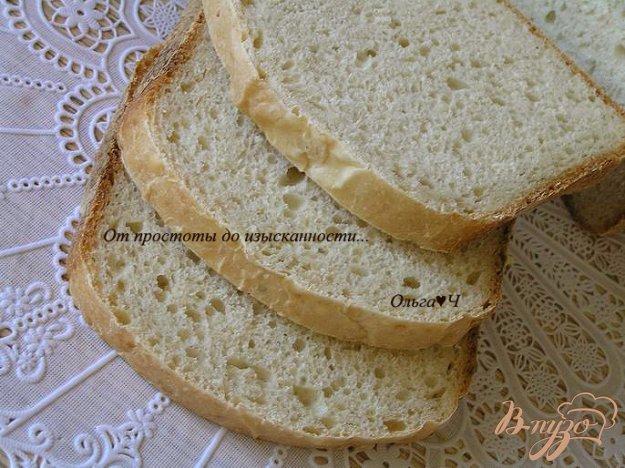 Рецепт Хлеб с пшеничными хлопьями и овсяными отрубями