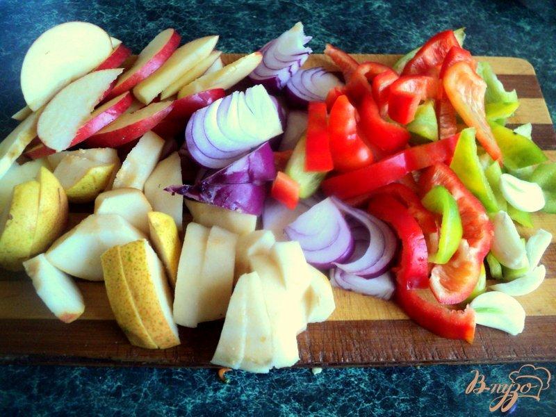 Фото приготовление рецепта: Маринад «Ассорти» шаг №2