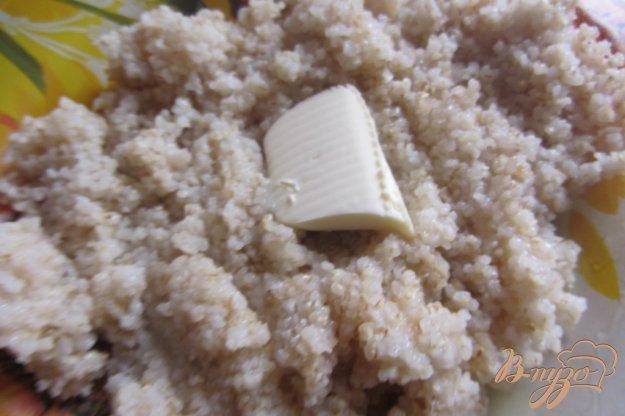 Рецепт Ароматная ячневая каша со сливочным маслом