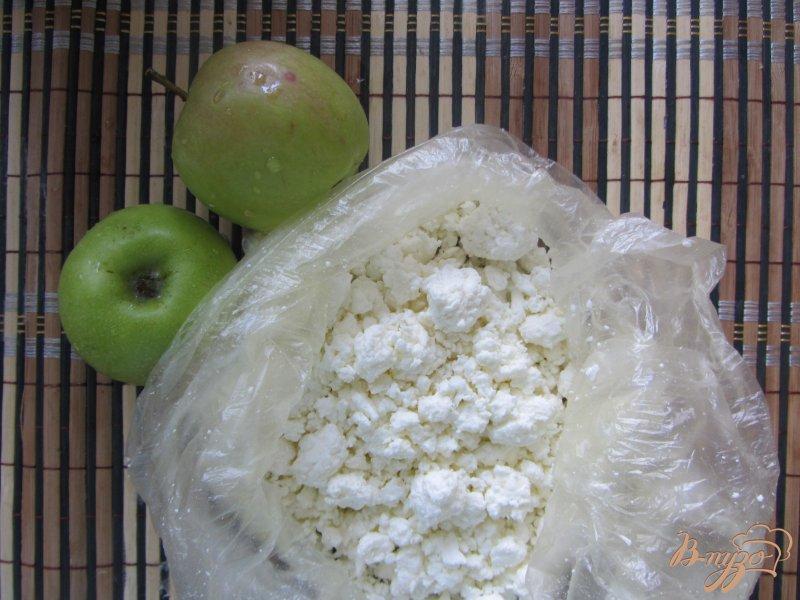 Фото приготовление рецепта: Яблоки с сюрпризом шаг №1