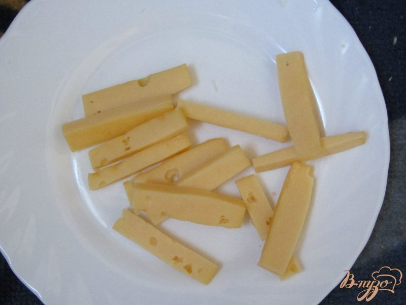 Фото приготовление рецепта: Говяжие котлеты по-украински с сыром шаг №9