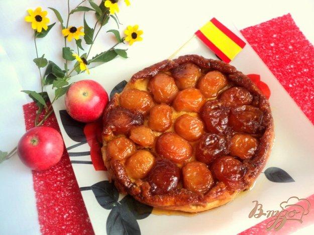 Рецепт Оригинальный яблочный пирог