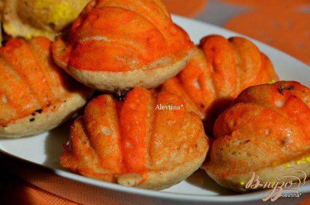 Рецепт Пряное печенье в формочках