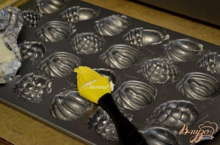 Фото приготовление рецепта: Пряное печенье в формочках шаг №1