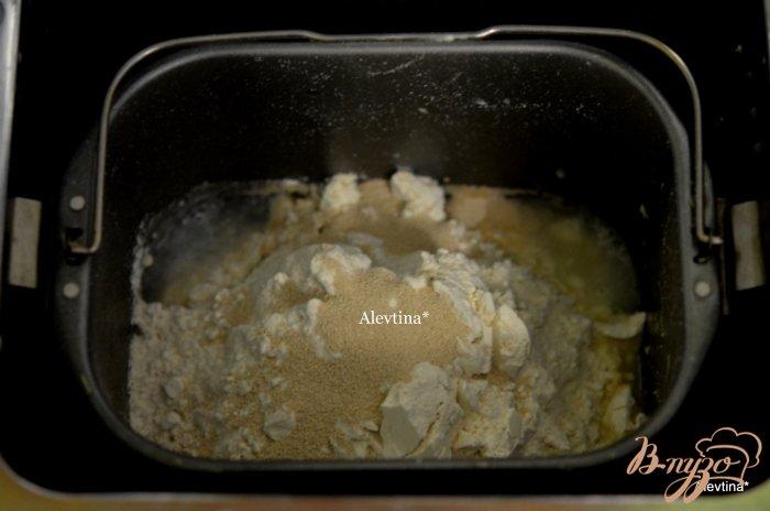Фото приготовление рецепта: Сладкий хлеб шаг №1