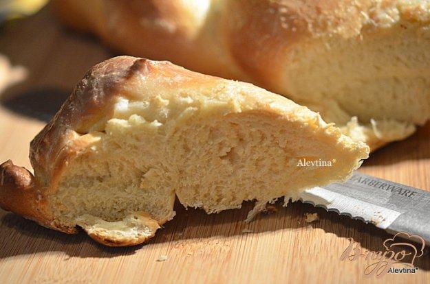 фото рецепта: Сладкий хлеб