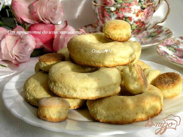 Сирні пончики з вівсяними пластівцями. Як приготувати з фото