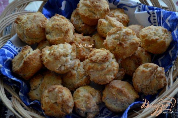 фото рецепта: Сметанные булочки к обеду
