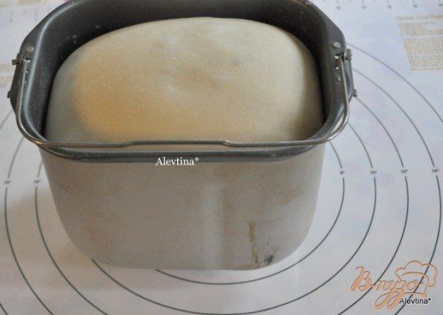 Рецепт Дрожжевое тесто для хлебопечки