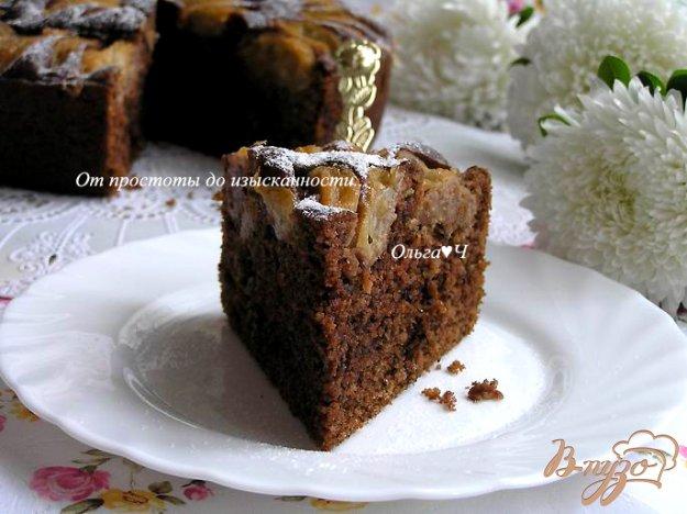 Быстрый и несложный бисквитный торт