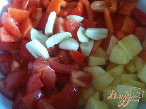 Острый закусочный соус