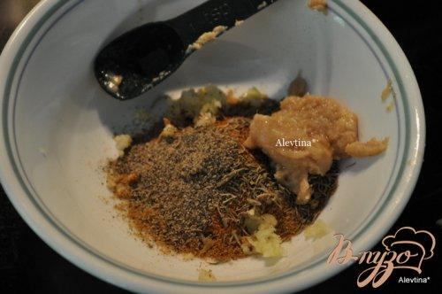 Куропатки с кленовым сиропом и специями