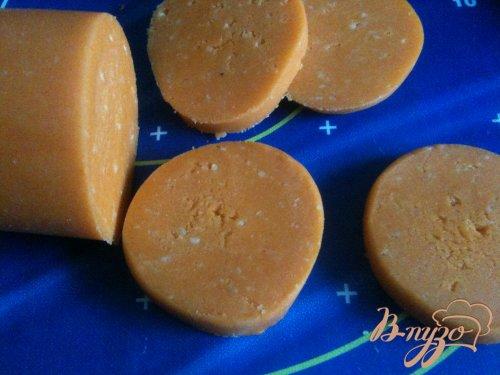 """Печенье """"Апельсиновые дольки"""""""