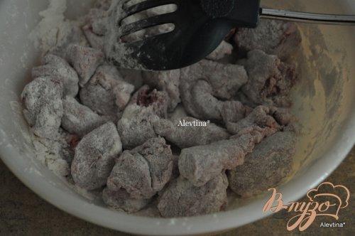 Тушеный барашек по-неаполитански
