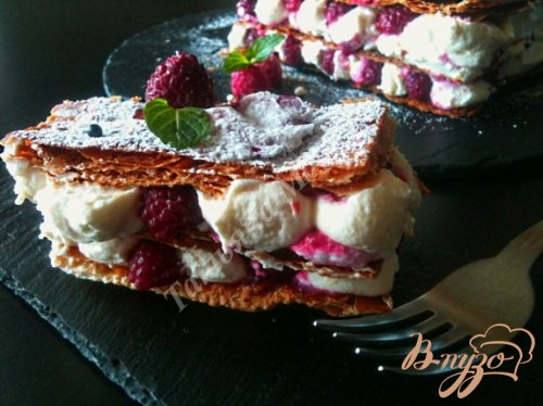 Mille-feuille - ������� � ������ �� ����������
