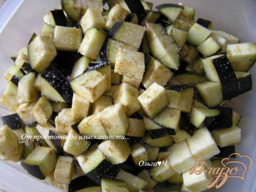 Овощное рагу с базиликом