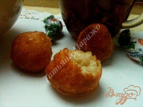 Баурсаки (казахские пончики)