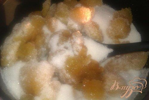 Янтарный сливовый джем