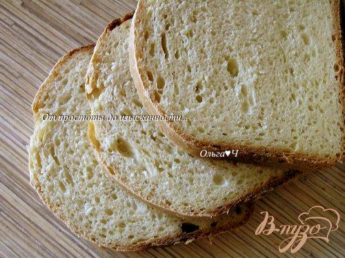 Хлеб с кукурузной мукой и овсяными хлопьями