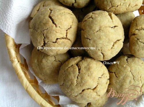 Печенье с тахиной
