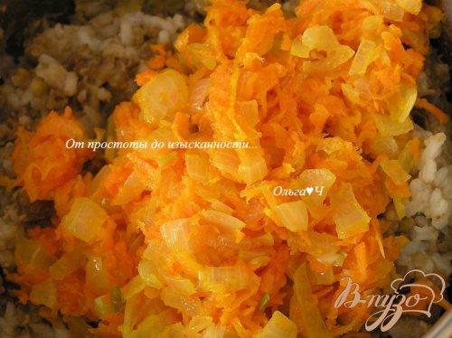 Тефтели из риса и чечевицы