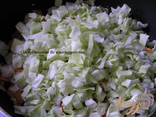 Спринг-роллы с овощами и пшеничными хлопьями