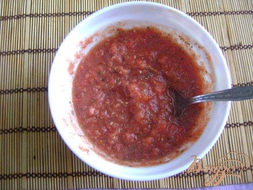 Запеканка из баклажан с помидорами и сыром