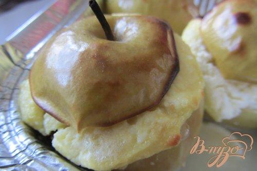 Яблоки с сюрпризом