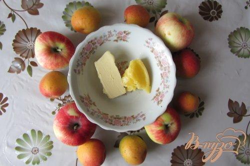 Яблоки по украински