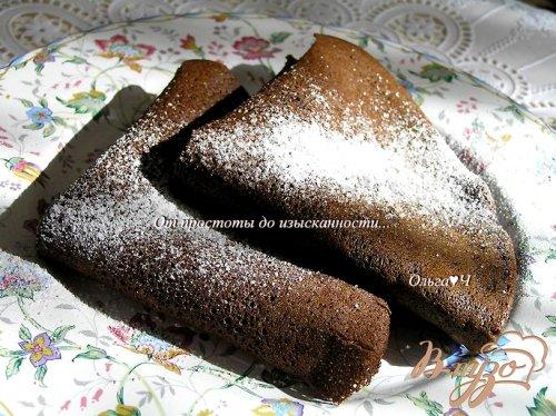 Шоколадные блинчики от Пьера Эрме