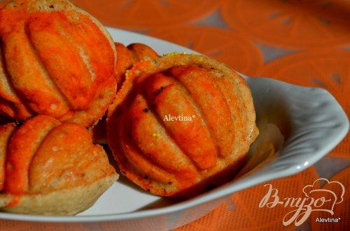 Пряное печенье в формочках