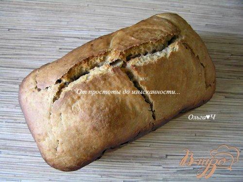 Хлеб с малиной