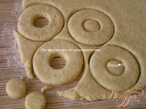 Творожные пончики с овсяными хлопьями