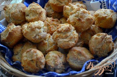 Сметанные булочки к обеду