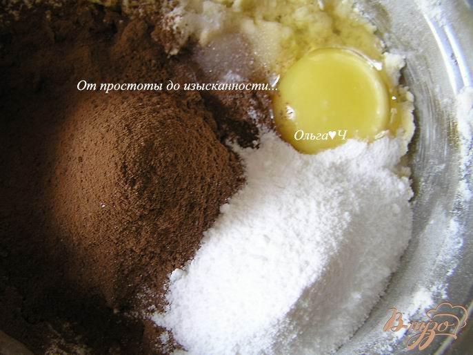 Фото приготовление рецепта: Шоколадные валлийские кейки шаг №2