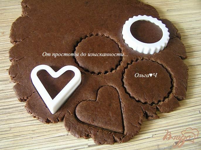 Фото приготовление рецепта: Шоколадные валлийские кейки шаг №5