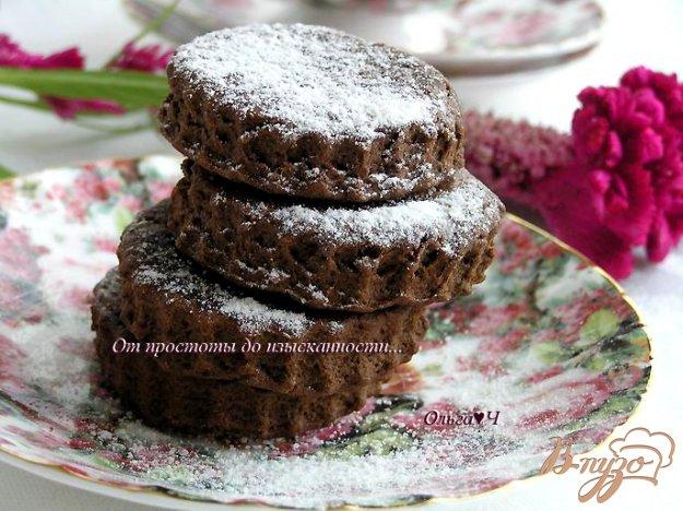 фото рецепта: Шоколадные валлийские кейки