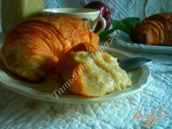 Рецепт Бананово-кокосовая паста для завтрака