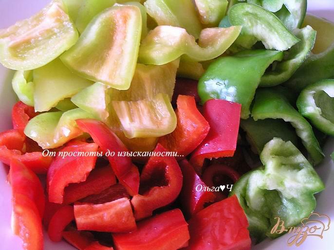 Фото приготовление рецепта: Конфитюр из перцев (в мультиварке) шаг №1