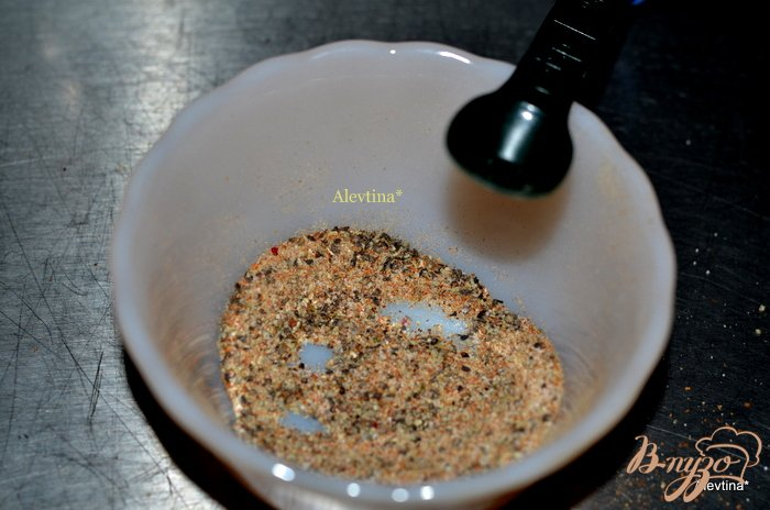 Фото приготовление рецепта: Корейка под соусом с абрикосами и вялеными томатами шаг №2