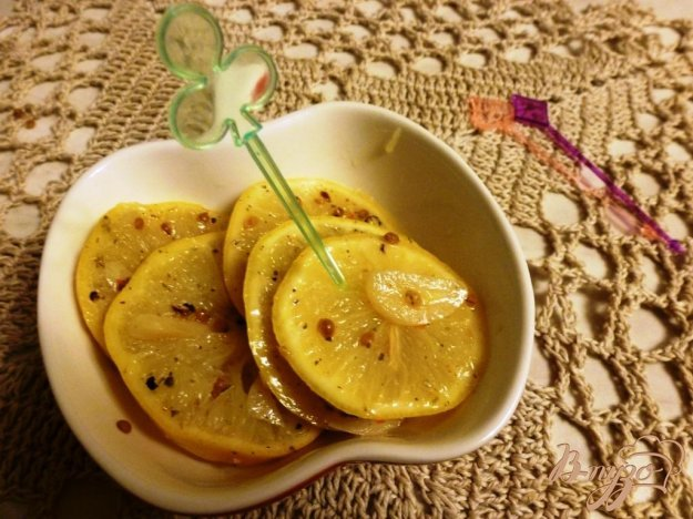 фото рецепта: Соленые лимоны